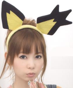 Giza Mimi Pichu @ Pokémon