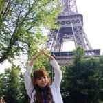 Bakarukkon à la Tour Eiffel !
