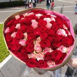 Le bouquet ! Simple et efficace !